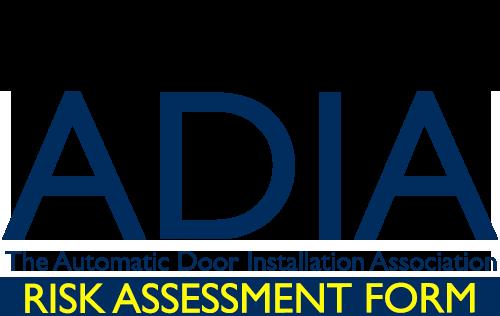 ADIA Service Form